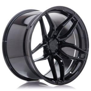 Concaver CVR3 22x9,5 ET0-35 BLANK Platinum Black