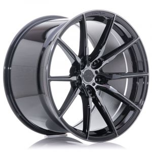 Concaver CVR4 22x9,5 ET14-58 BLANK Double Tinted Black