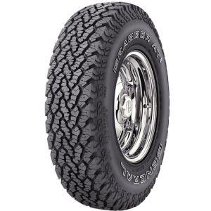 General Tire LT285/75R16 121/118R (122/119Q) LRD FR GRABBER AT2 8PR