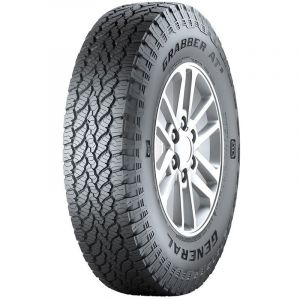 General Tire LT245/75R15 113/110S LRD FR Grabber AT3 8PR