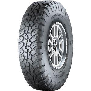 General Tire 37X12.50R17LT 116Q LRC FR GRABBER X3 6PR