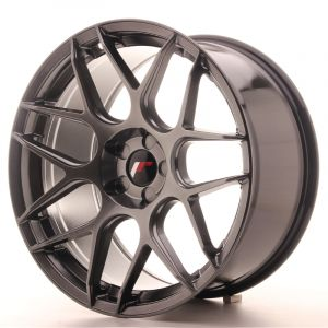 JR Wheels JR18 19x9,5 ET35 5H BLANK Hyper Black