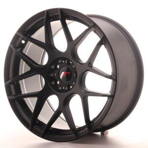 JR Wheels JR18 19x9,5 ET22 5x114/120 Matt Black