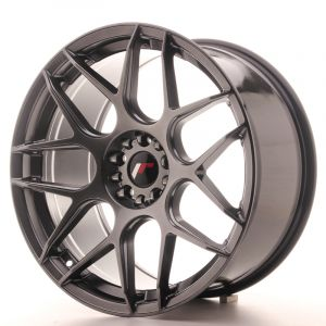 JR Wheels JR18 19x9,5 ET35 5x112/114 Hyper Black