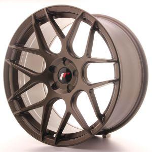 JR Wheels JR18 20x10 ET40-45 5H BLANK Matt Bronze