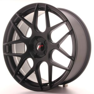 JR Wheels JR18 20x8,5 ET20-40 5H BLANK Matt Black