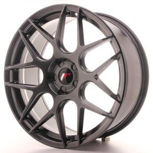 JR Wheels JR18 20x8,5 ET20-40 5H BLANK Hyper Black