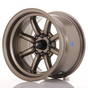 JR Wheels JR19 14x9 ET-25 4x100/114 Matt Bronze