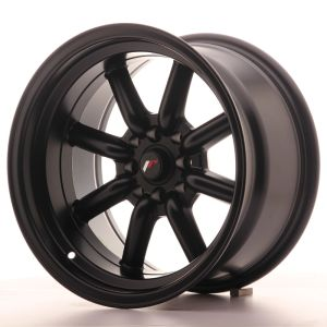 JR Wheels JR19 16x9 ET-25 4x100/114 Matt Black