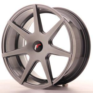 JR Wheels JR20 18x8,5 ET25-40 BLANK Hyper Black