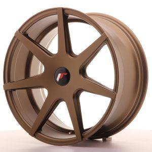 JR Wheels JR20 18x8,5 ET40 BLANK Matt Bronze