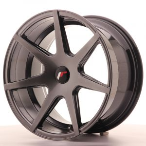 JR Wheels JR20 18x9,5 ET20-40 BLANK Hyper Black