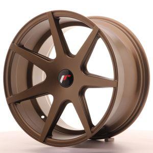JR Wheels JR20 18x9,5 ET40 BLANK Matt Bronze
