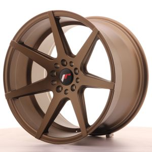 JR Wheels JR20 19x11 ET25 5x114/120 Matt Bronze