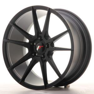 JR Wheels JR21 18x8,5 ET40 5x112 Matt Black