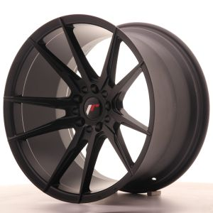 JR Wheels JR21 19x11 ET25 5x114/120 Matt Black