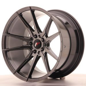 JR Wheels JR21 19x11 ET25 5x114/120 Hyper Black