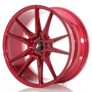 JR Wheels JR21 19x8,5 ET40 5x112 Platinum Red