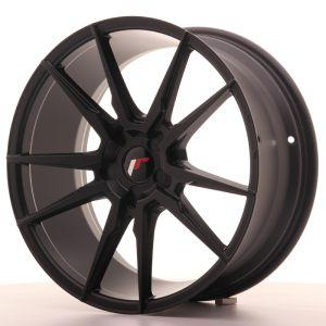JR Wheels JR21 19x8,5 ET20-43 5H BLANK Matt Black