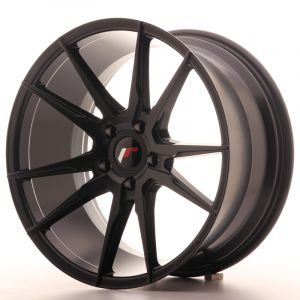 JR Wheels JR21 19x9,5 ET40 5x112 Matt Black