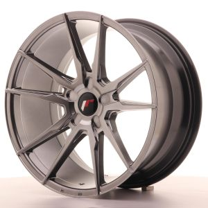 JR Wheels JR21 19x9,5 ET20-40 5H BLANK Hyper Black
