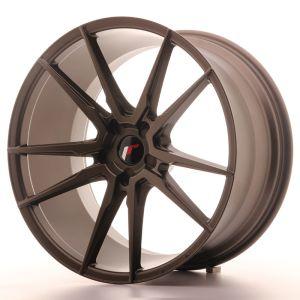JR Wheels JR21 21x11 ET15-55 5H BLANK Matt Bronze