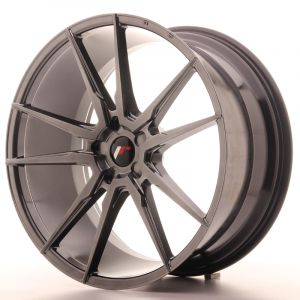 JR Wheels JR21 22x10,5 ET15-52 5H BLANK Hyper Black