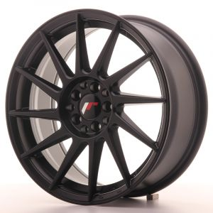 JR Wheels JR22 17x7 ET25 4x100/108 Matt Black