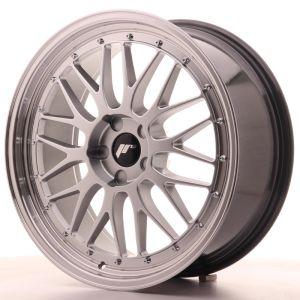 JR Wheels JR23 20x8,5 ET20-45 5H BLANK Hyper Silver w/Machined Lip