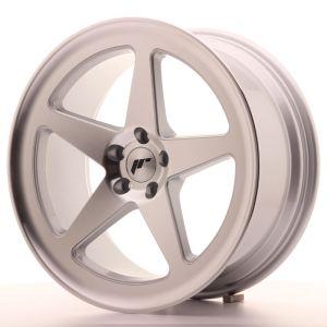 JR Wheels JR24 18x8,5 ET42 5x112 Silver Machined Facee