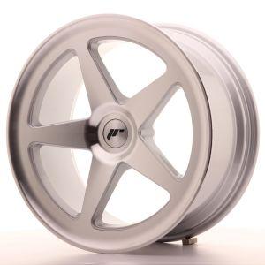 JR Wheels JR24 18x8,5 ET25-32 BLANK Silver Machined Face
