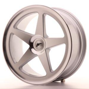 JR Wheels JR24 19x8,5 ET20-40 BLANK Silver Machined Face