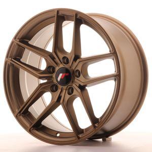 JR Wheels JR25 18x8,5 ET35 5x120 Bronze