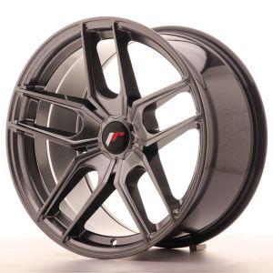 JR Wheels JR25 18x9,5 ET40 5H BLANK Hyper Black