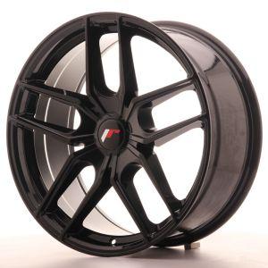 JR Wheels JR25 19x8,5 ET20-40 5H BLANK Gloss Black