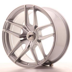JR Wheels JR25 19x9,5 ET20-40 5H BLANK Silver Machined Face