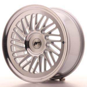 JR Wheels JR27 18x8,5 ET20-40 BLANK Silver Machined Face