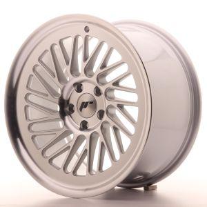 JR Wheels JR27 18x9,5 ET35 5x120 Silver Machined Face