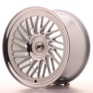 JR Wheels JR27 18x9,5 ET40 BLANK Silver Machined Face