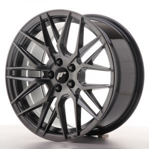 JR Wheels JR28 17x8 ET40 5x114,3 Hyper Black