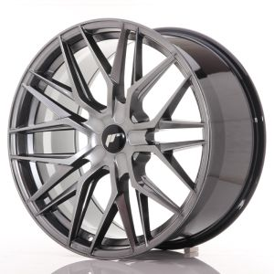 JR Wheels JR28 21x10,5 ET15-55 5H BLANK Hyper Black