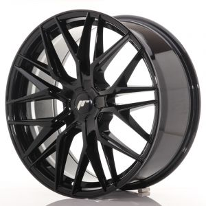 JR Wheels JR28 21x9 ET15-45 5H BLANK Gloss Black