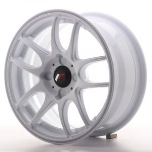 JR Wheels JR29 15x7 ET20-42 4H BLANK White