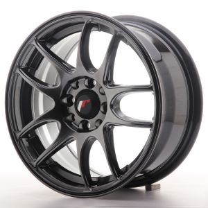 JR Wheels JR29 15x7 ET35 4x100/108 Hyper Black