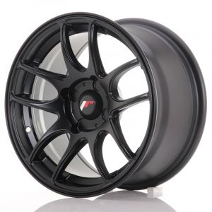 JR Wheels JR29 15x8 ET28-37 4H BLANK Matt Black