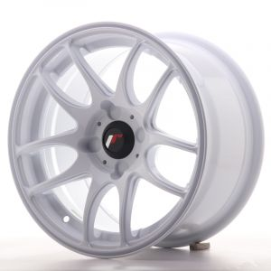 JR Wheels JR29 15x8 ET28-37 4H BLANK White