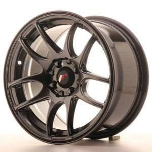 JR Wheels JR29 15x8 ET28 4x100/108 Hyper Black
