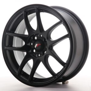 JR Wheels JR29 16x7 ET40 5x100/114 Matt Black