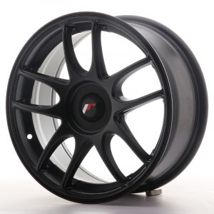 JR Wheels JR29 16x7 ET20-42 BLANK Matt Black