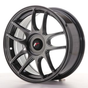 JR Wheels JR29 16x7 ET20-42 BLANK Hyper Black